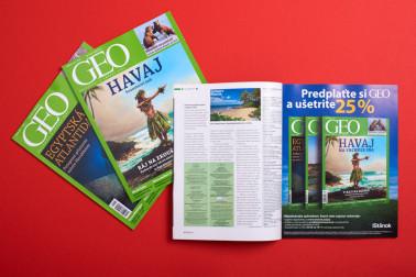 Časopis GEO
