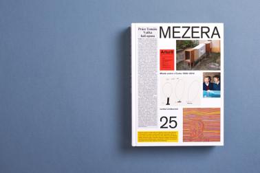 MEZERA Mladé umění v Česku 1990 – 2014
