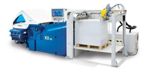 skládací stroj MBO K8-6 SKTL RS